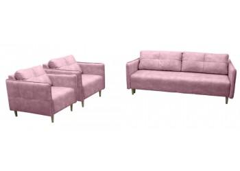 Sale! Комплект Фабриано диван + 2 кресла
