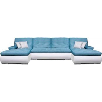 Макао диван угловой п-образный