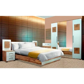 Кровать Вудс