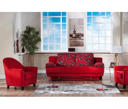 Яркая мягкая мебель от украинского производства Divan Plus!
