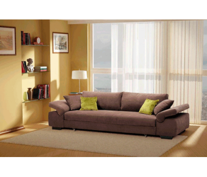 Выкатной диван – альтернатива кровати!