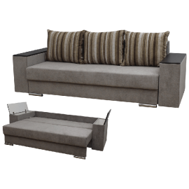 Какой диван выбрать? Виды систем раскладки.