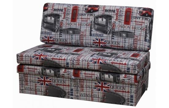 Выкатной диван Лондон dp-00279