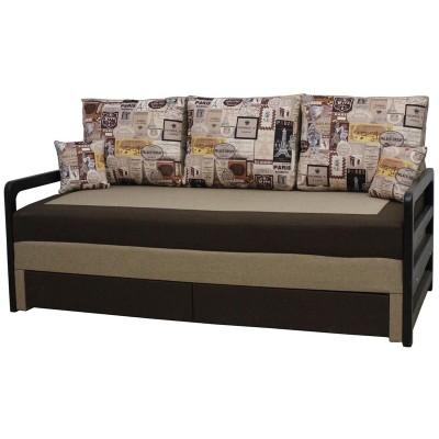 Выкатной диван Лотос-4 dp-00207