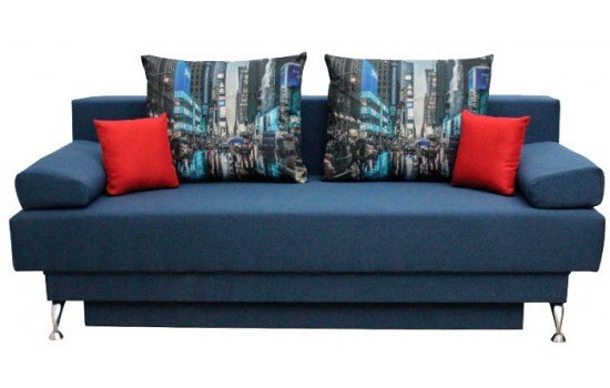 Еврокнижка диван Форсаж dp-00122