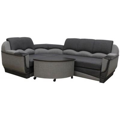 Беркли диван угловой