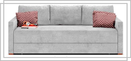 Кровать диван еврокнижка с ортопедическим матрасом