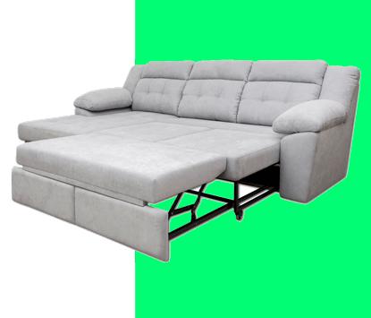 Большой / маленький угловой диван кровать заказать,