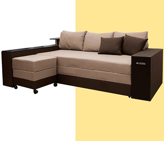 купить диван в Киеве со склада недорого