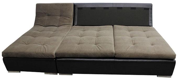 угловой диван-кровать модерн